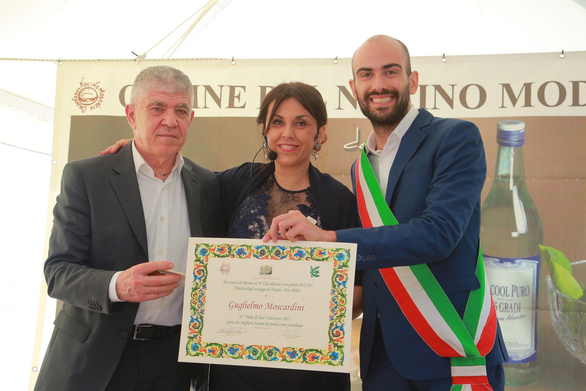 9° Classificato: Guglielmo Moscardini