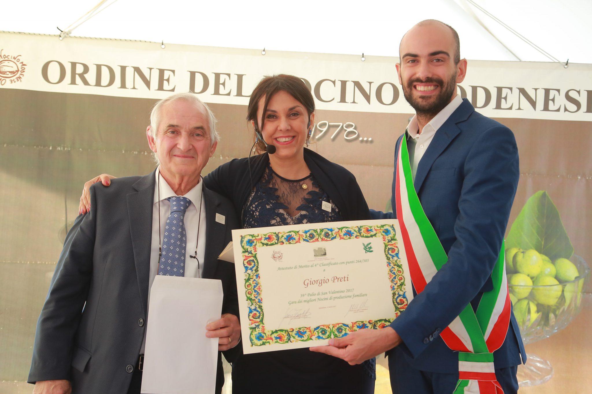 4° Classificato: Giorgio Preti